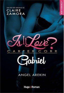 Is it love : Gabriel - Angel Arekin