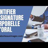 Jean Pierre VEYRAT présente sa formation en Signature corporelle