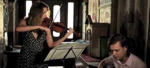 Beautiful Day - Stringspace - Violin & Guitar Duo - U2 cover