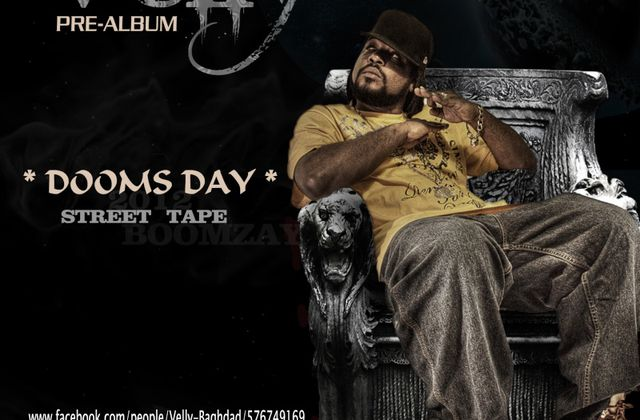 [DANCEHALL]VELLY-DOOMS DAY-STREET TAPE-2011