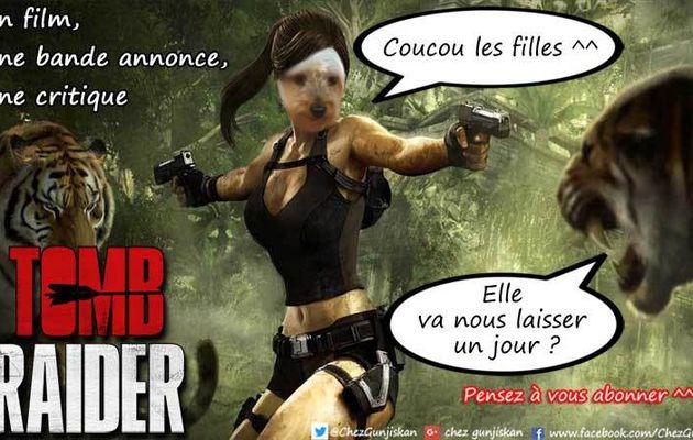 Ma critique sur Tomb Raider