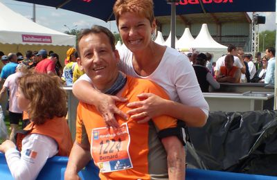 Marathon de SENART 2010
