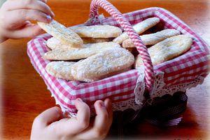 Biscuit cuiller ou boudoir