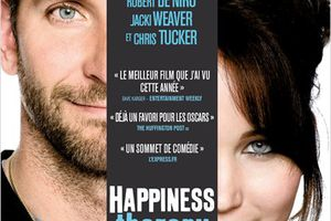 HAPPINESS THERAPY (Silver linnings playbook)