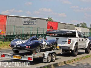 Jaguar Historic Challenge