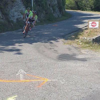 un futur champion cycliste à valle di campoloro ?
