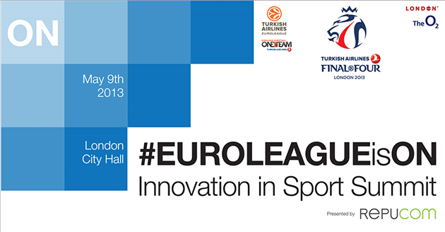 Euroleague announces 'Innovation in Sport Business Summit' London