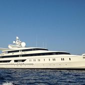 Abandoned 95m superyacht Indian Empress sold for €35M