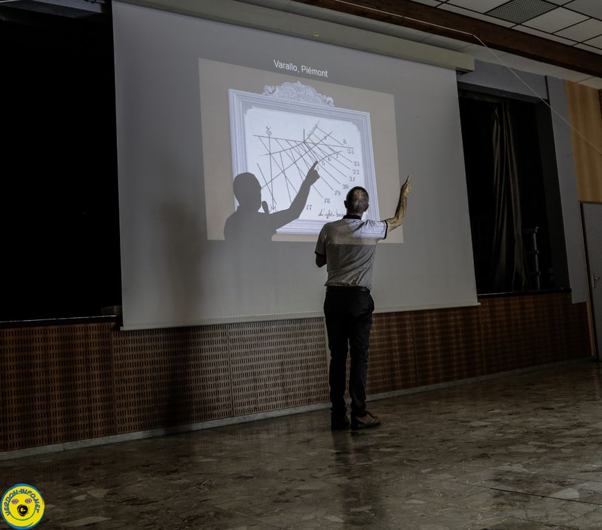 Castellane Fête de la Science : conférence de Denis Savoie