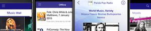Nouvelle application @Radioline disponible sur mobile !