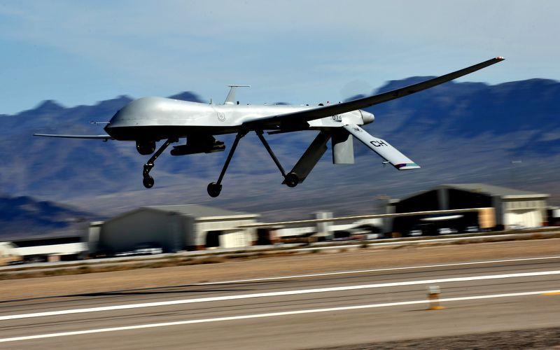 L'US Air Force a retiré ses drones MQ-1 Predator