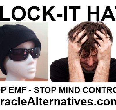 Mind Control & EMF Weapons Are Actual! (New Anti-Mind-Control-Hat).