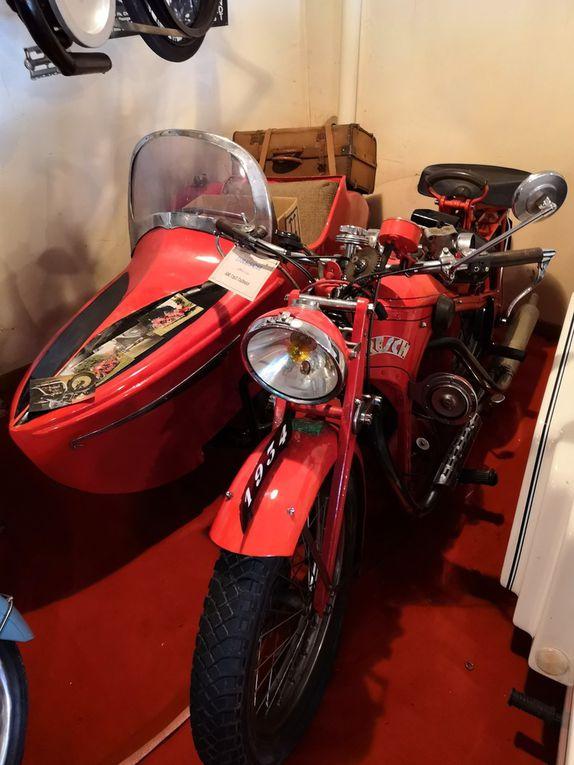 Musée Moto Michel Leboeuf