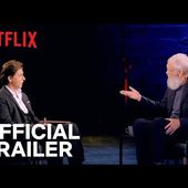 David Letterman ft. Shah Rukh Khan | Official Trailer | My Next Guest Needs No Introduction