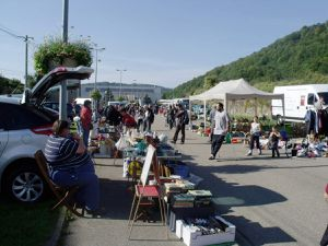 1ère Fête internationale en 2010 à Algrange