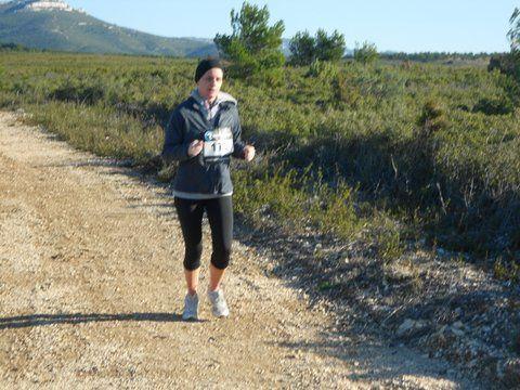 9.2 km en aller/retour dans le massif de l'Etoile