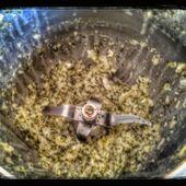 sauce napolitaine au thermomix - La cuisine de Poupoule