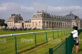 JEU SIMPLE DU 24 JUILLET  CHANTILLY