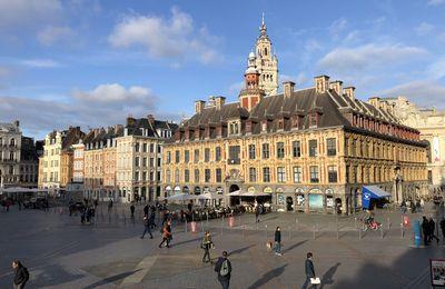 Lille, les lieux incontournables à visiter