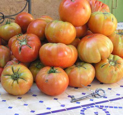 Mc Do contre tomates bagna