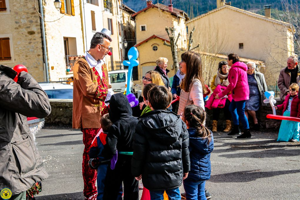 La Mure Argens  : Le carnaval le Riou , une institution