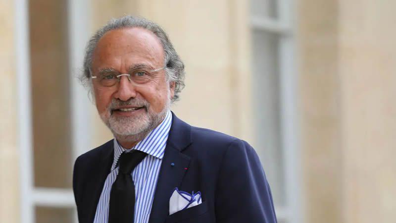 Le député LR de la 1re circonscription de l'Oise, Olivier Dassault (69 ans), s'est tué dans l'accident de son hélicoptère près de Deauville dimanche. (AFP)