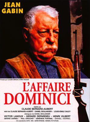 L'Affaire Dominici de Claude Bernard-Aubert