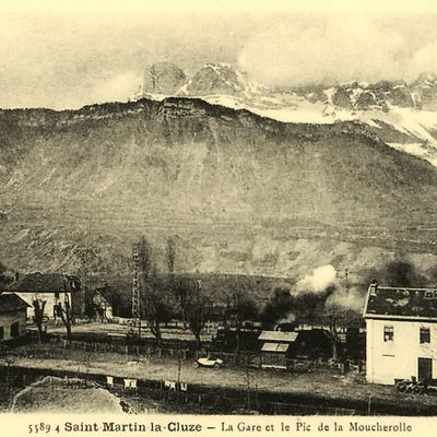 Gare de Saint-Martin-de-la-Cluze (38)