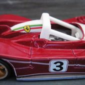 FERRARI 333 SP HOT WHEELS 1/64 - car-collector.net