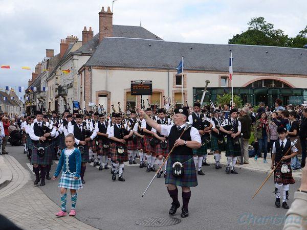 25ème fêtes franco-écossaises
