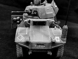 AMD 178, Panhard, ICM, Azimut Productions, Armée Française mai-juin 1940 maquette 1/35, véhicule seconde guerre mondiale 39-45, modèle réduit 1/35, Armée française mai-juin 1940, Maquette 1/35, French army may-june 1940 échelle 1/35, véhicules armée française seconde guerre mondiale