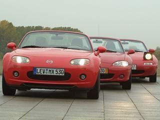 L'actu auto: La saga Mazda MX-5 en vidéo !