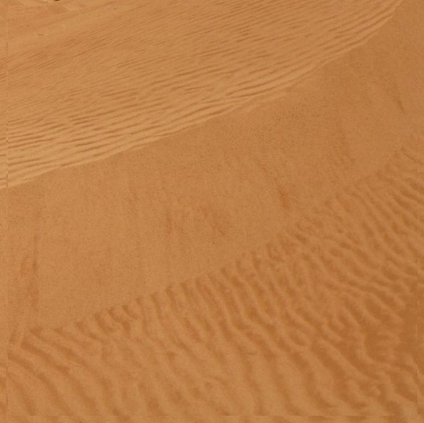 Collection de photos de sable publiée dans le recueil