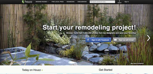 houzz.com : des idées pour renouveler son habitat