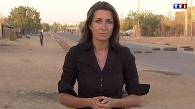 2013 02 22 - ANNE-CLAIRE COUDRAY - TF1 - LE 20H @20H00