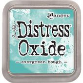 RATDO55938 : ENCRE DISTRESS OXIDE EVERGREEN BO FEE DU SCRAP