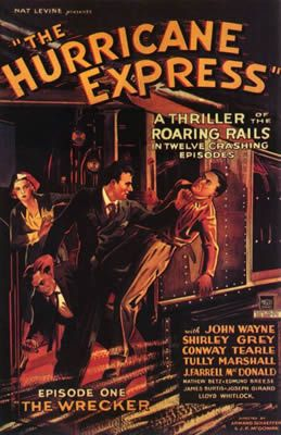 The Hurricane Express de J. P. McGowan