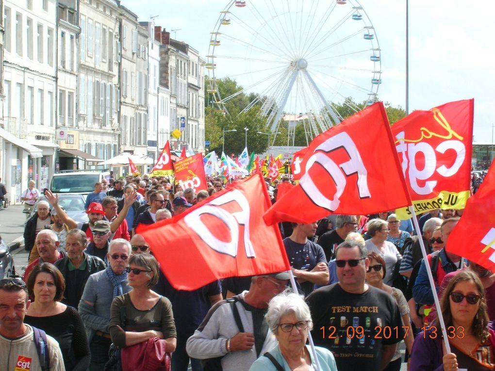 Le 12 septembre en images à La Rochelle