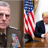 Le plus haut gradé américain a manœuvré en secret pour éviter que Trump ne lance une frappe nucléaire sur la Chine - Business AM
