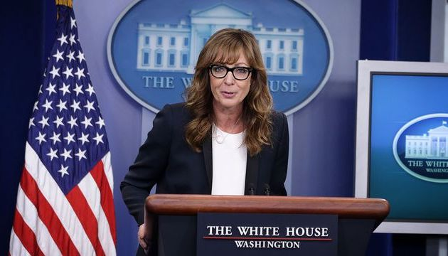 Le retour de CJ Cregg (The West Wing)