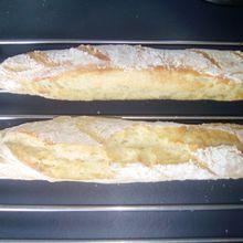 Boulangerie : recette des baguettes magiques
