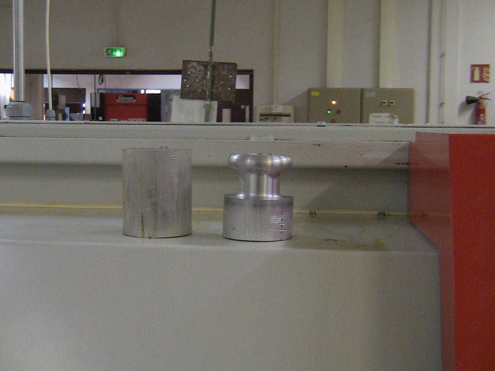 Etude de fabrication : Base inférieure de genou prothétique [ Partie 1 ]