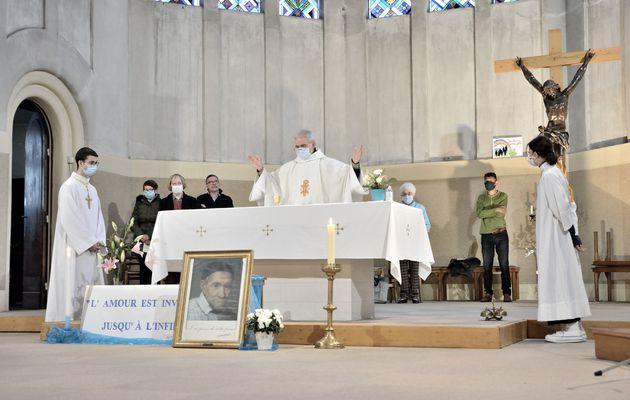 Fête St Vincent de Paul & messe dite «Retour de Lourdes»