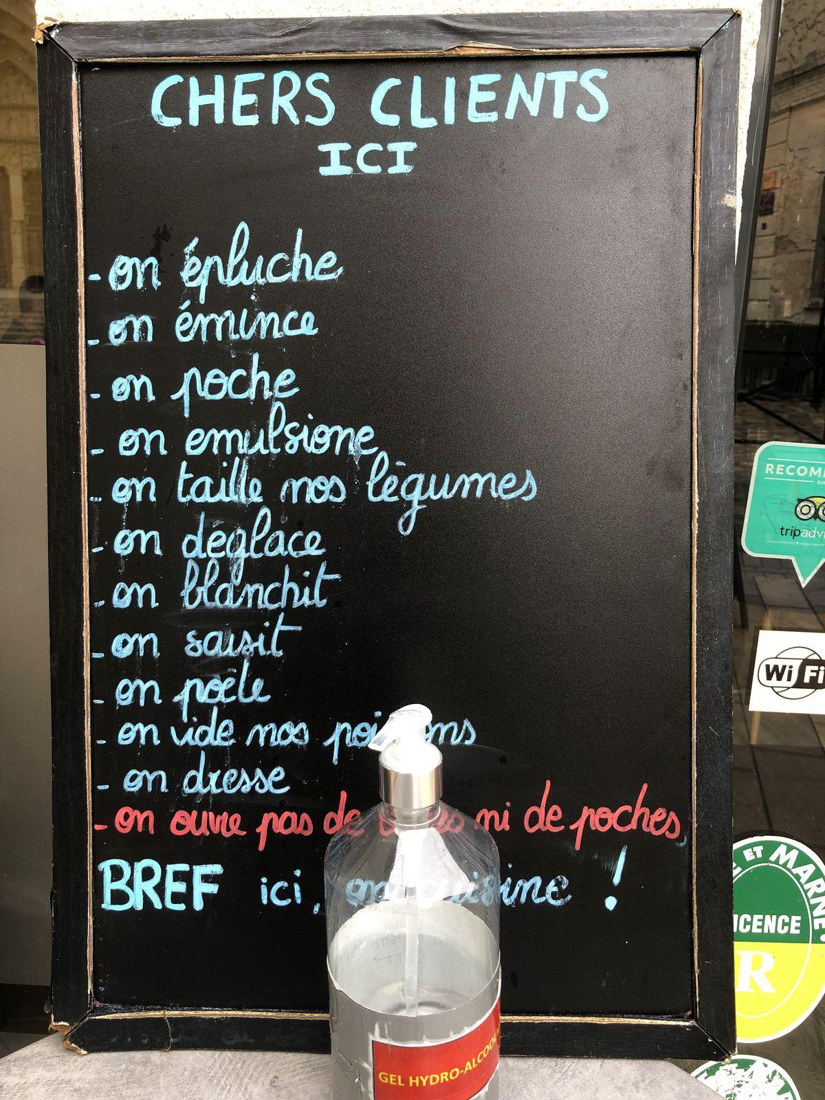 Restaurant Saint-Etienne sur Meaux