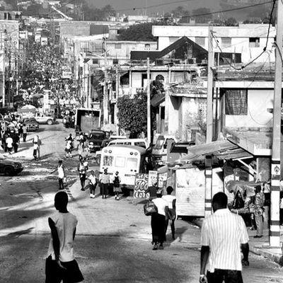 Port-au-Prince : la ville-fourmilière