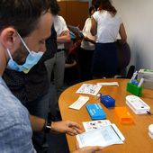 Coronavirus : pourquoi le test salivaire créé à Montpellier et très fiable, n'est-il pas validé ?