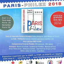 Salon Paris-Philex 2018