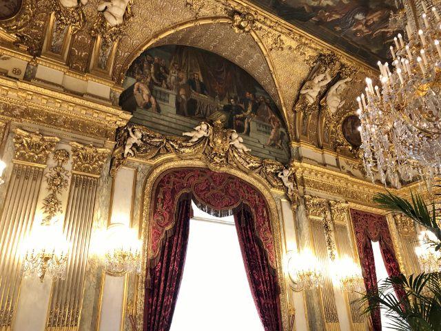 63 Appart Napoleon I I I grand salon
