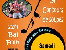 Odcvl La Maisondici de Les Voivres fête les 80 ans des centres Odcvl