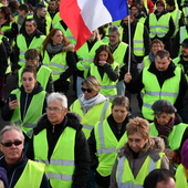 Les gilets jaunes, une production George Soros